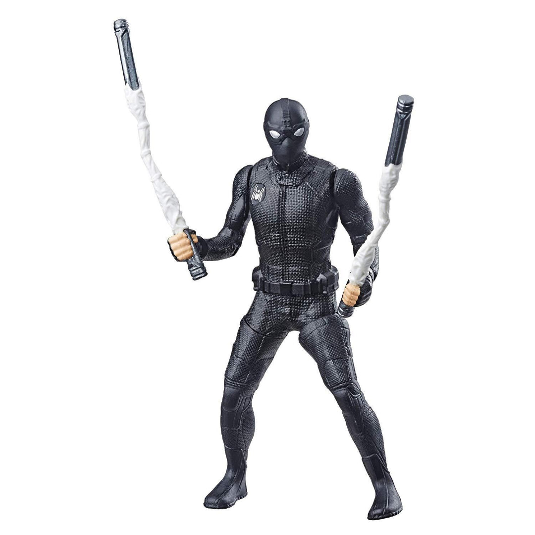 Spiderman Far From Home Web Striker Spiderman Figure by Hasbro