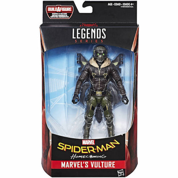Marvel Legends: Spider-man Homecoming: Vulture Figure by Hasbro