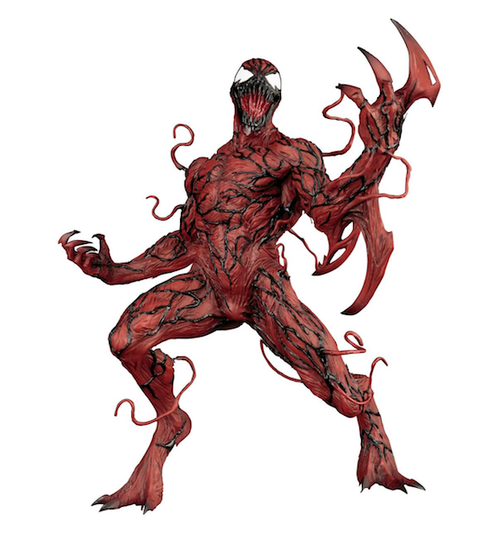 Marvel Now: Carnage ArtFx+ Statue by Kotobukiya