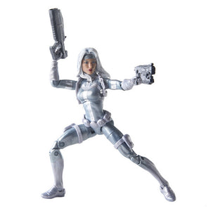 Amazing Spider-Man Marvel Legends Silver Sable figure by Hasbro
