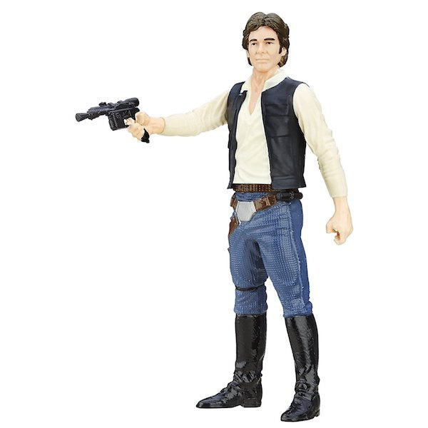 Star Wars Return of the Jedi Han Solo Figure by Hasbro