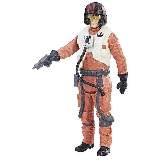 Star Wars Poe Dameron Force Link Activated Figure by Hasbro