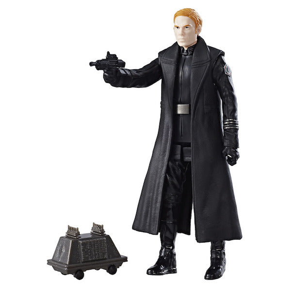 Star Wars: General Hux Force Link Activated Figure by Hasbro