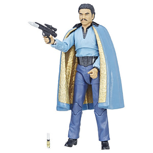Star Wars: The Empire Strikes Back: Black Series Lando Calrissian Figure by Hasbro