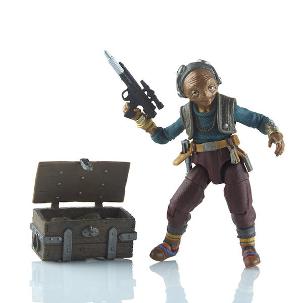 Star Wars The Black Series Maz Katana Figure by Hasbro