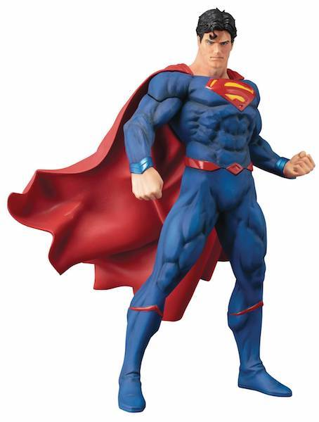 DC Comics Superman Rebirth ArtFx+ Statue by Kotobukiya
