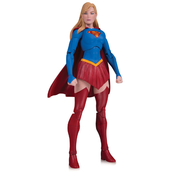 DC Essentials Supergirl Action Figure by DC Collectibles -DC Collectibles - India - www.superherotoystore.com