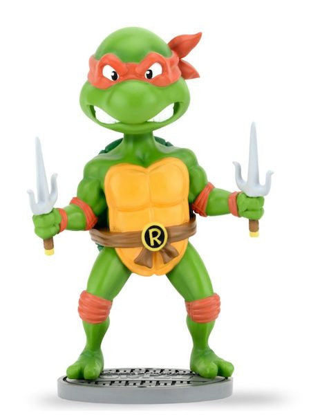 Teenage Mutant Ninja Turtles: Raphael Classic Head Knocker by Neca