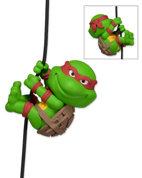 Teenage Mutant Ninja Turtles Raphael Scaler by Neca