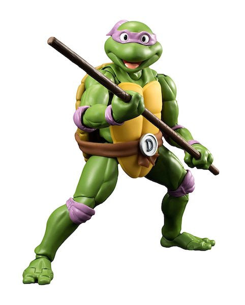 Teenage Mutant Ninja Turtles: Donatello Figure by SH Figuarts