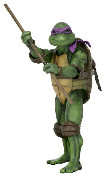 Teenage Mutant Ninja Turtles (Movie) Donatello 1/4th Scale Action Figure by Neca
