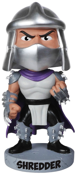 Teenage Mutant Ninja Turtles: Shredder Wacky Wobbler by Funko
