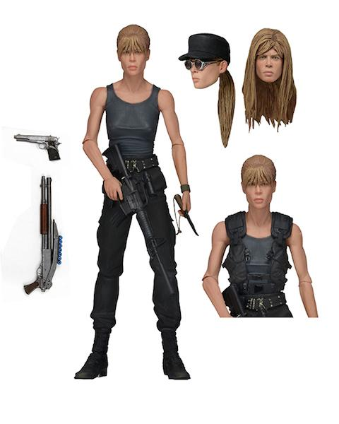 Terminator 2 Sarah Connor Figure by Neca