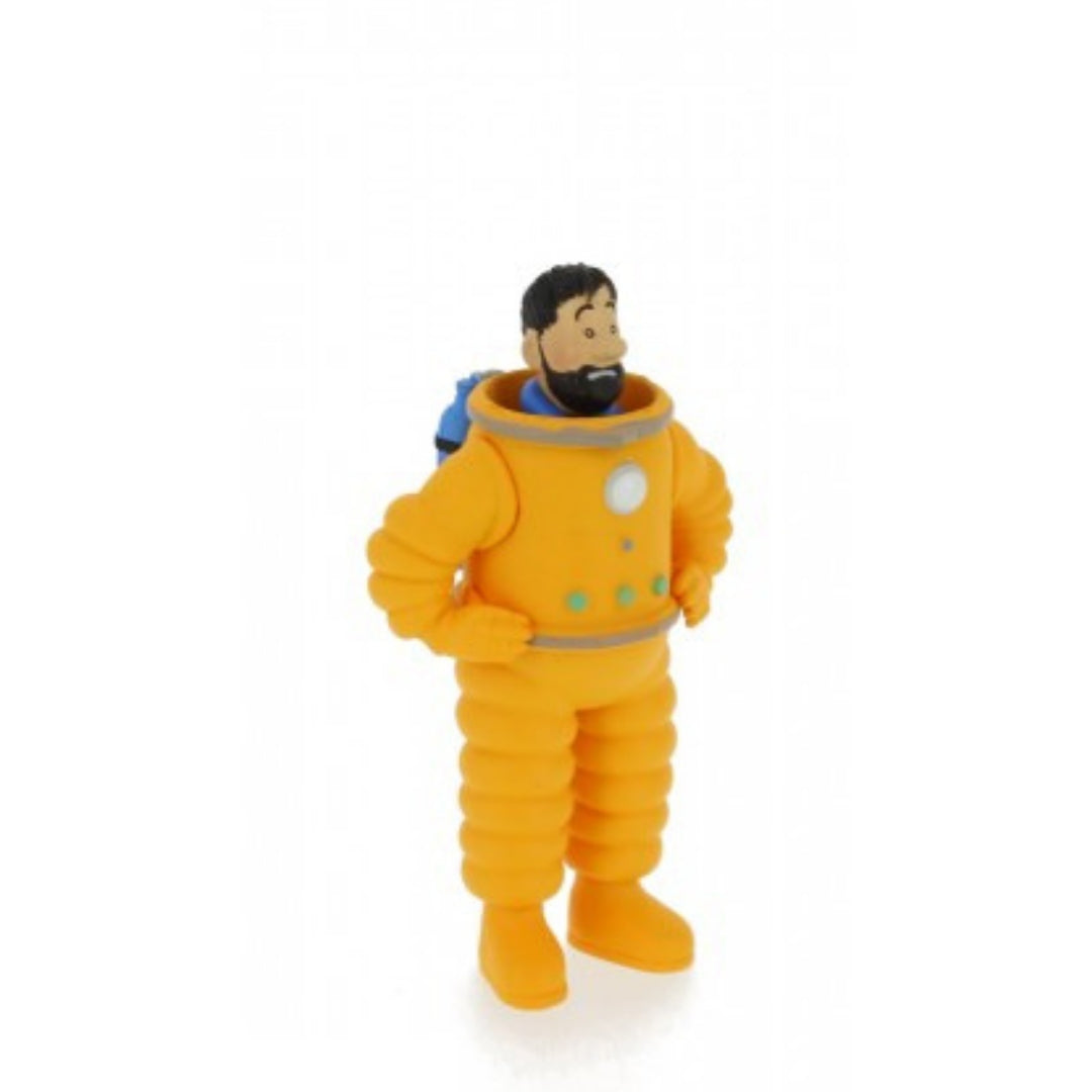 Captain Haddock in Lunar suit by Moulinsart -Moulinsart - India - www.superherotoystore.com