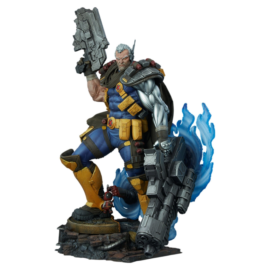 Cable Premium Format Statue by Sideshow Collectibles