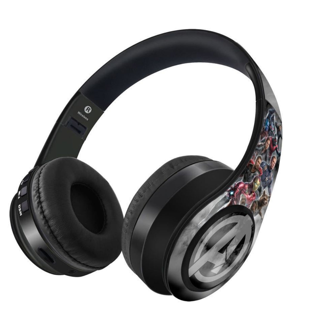 Avengers Endgame : Greyhound Wireless Headphones by Macmerise -Macmerise - India - www.superherotoystore.com