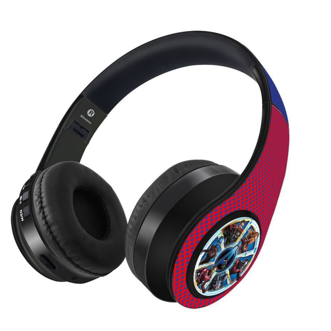 Avengers Endgame : Assemble Wireless Headphones by Macmerise