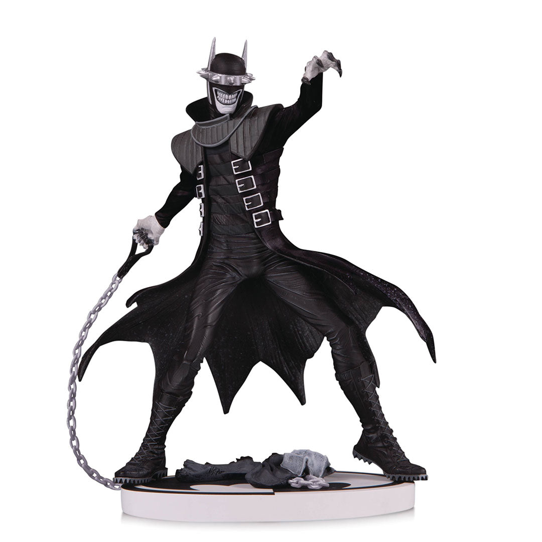 Black And White: Batman Who Laughs (Second Edition) Statue by DC Collectibles -DC Collectibles - India - www.superherotoystore.com