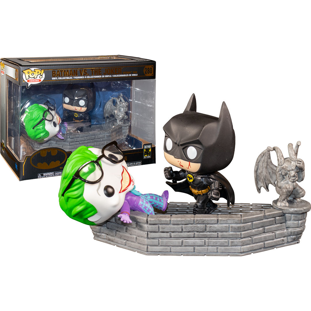 Batman & Joker 1989 Movie Moments Pop! Vinyl Figure by Funko