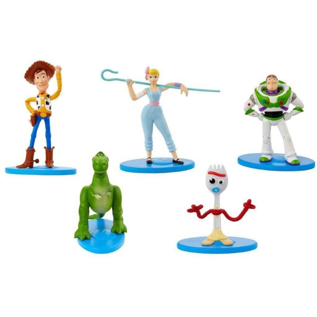 Toy Story 4 Pack Collector Set by Mattel -Mattel - India - www.superherotoystore.com