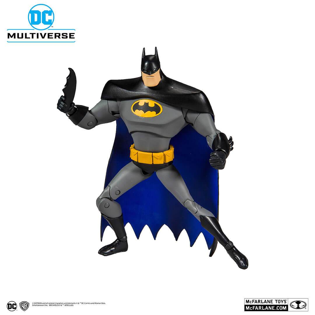 DC Animated Series Wave 1 Batman Figure by McFarlane Toys -McFarlane Toys - India - www.superherotoystore.com