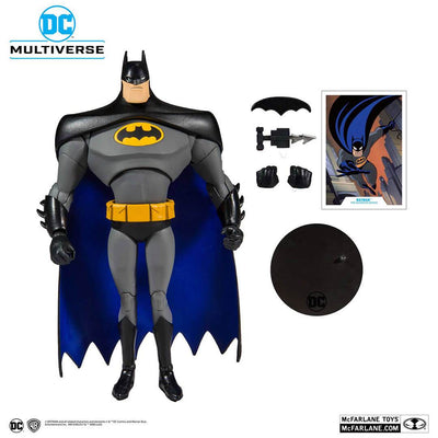 DC Animated Series Wave 1 Batman Figure by McFarlane Toys