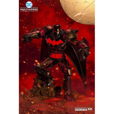 DC Armored Wave 1 Batman Hellbat Suit Figure by McFarlane Toys