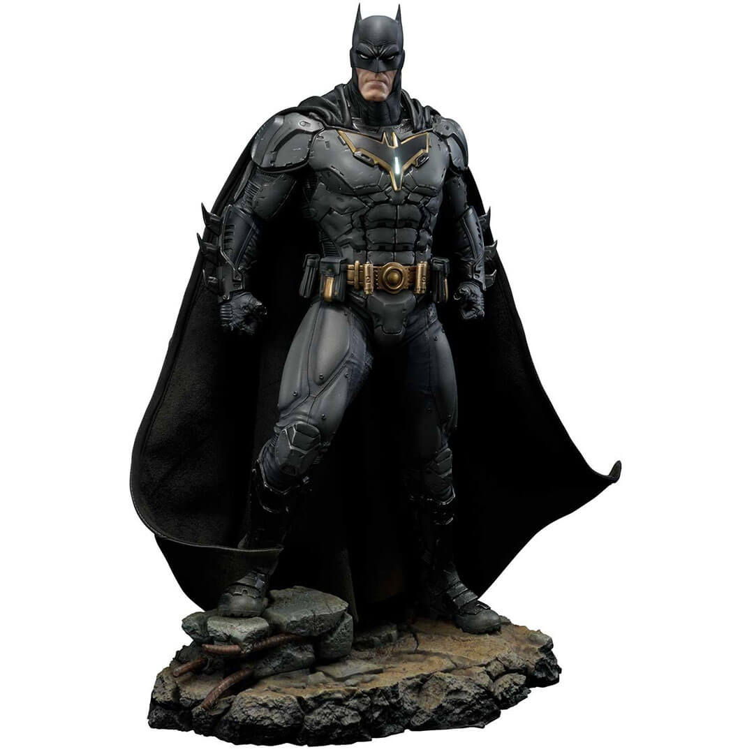DC Comics Museum Masterline Batman Advanced Suit Limited Edition Statue by Prime 1 Studios -Prime 1 Studio - India - www.superherotoystore.com