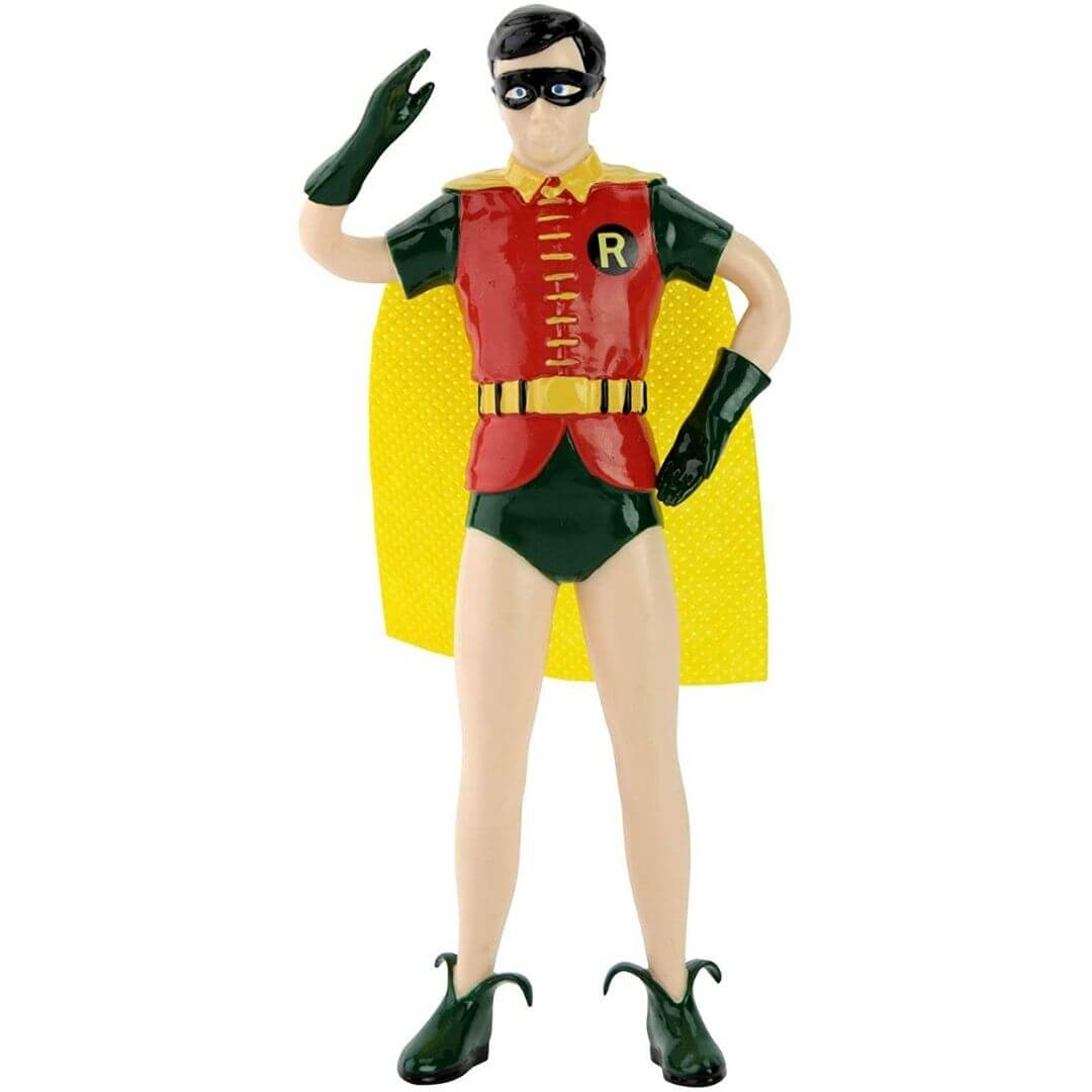 Batman 1966 TV Series Robin Bendable Figure by NJ Croce -NJ Croce - India - www.superherotoystore.com