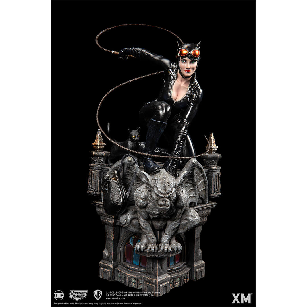 DC Comics Rebirth Catwoman 1-6th Scale Statue by XM Studios -XM Studios - India - www.superherotoystore.com