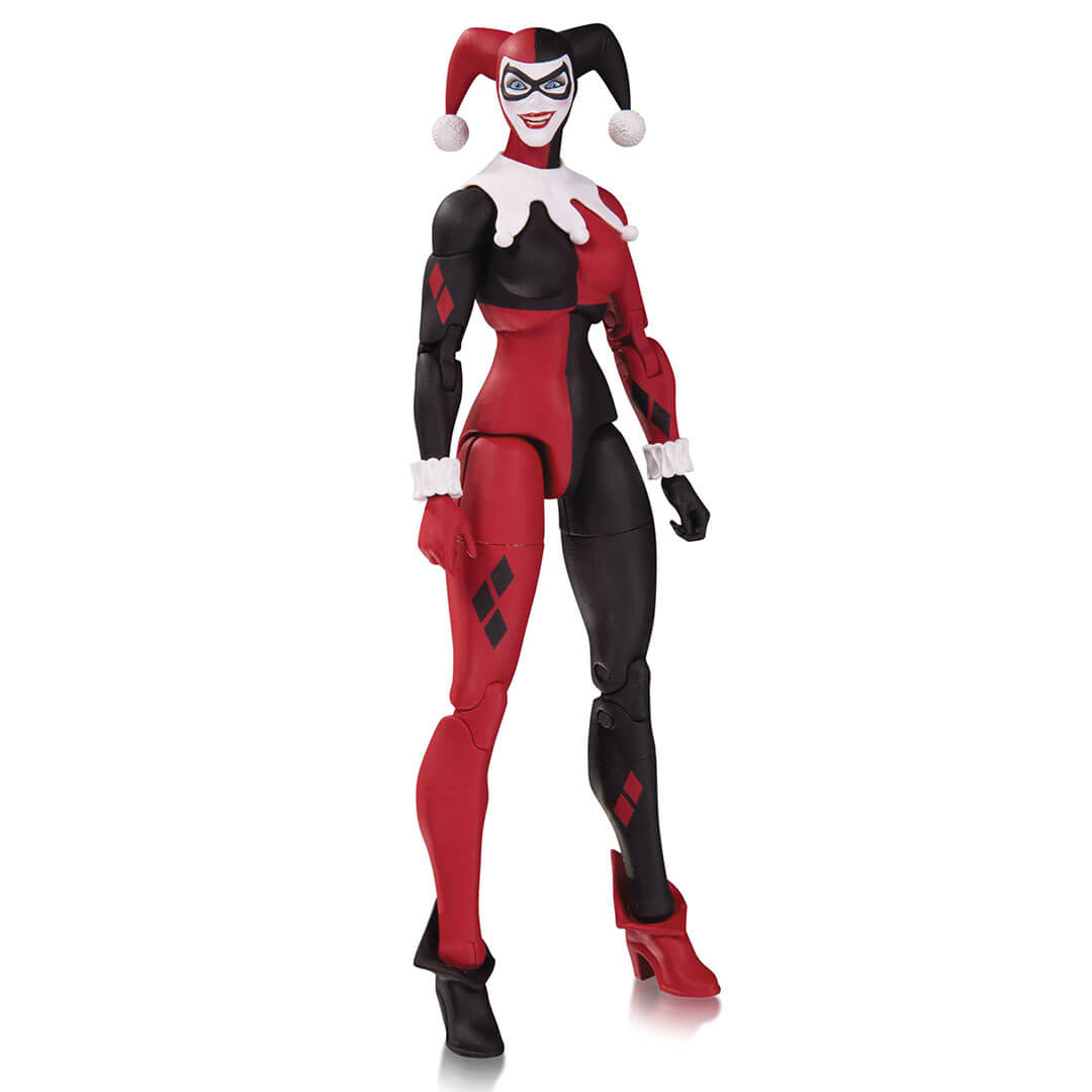 DC Essentials Harley Quinn Action Figure by DC Collectibles -DC Collectibles - India - www.superherotoystore.com