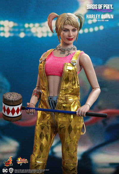 Birds Of Prey Harley Quinn Collectible 1/6th Scale Figure by Hot Toys -Hot Toys - India - www.superherotoystore.com