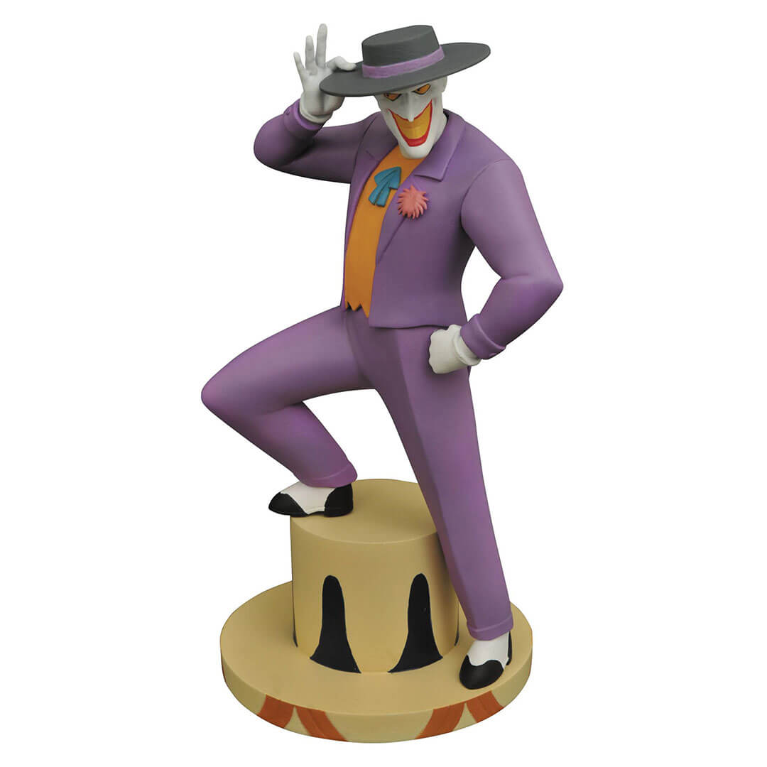 Batman Animated Series Joker Figure by Diamond Select Toys -Diamond Select toys - India - www.superherotoystore.com