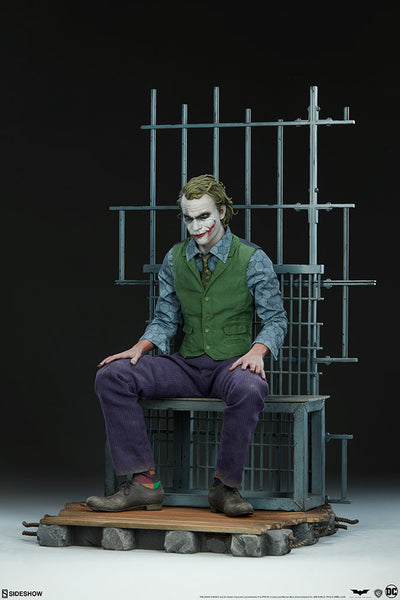 The Joker Premium Format Figure by Sideshow Collectibles -Sideshow Collectibles - India - www.superherotoystore.com
