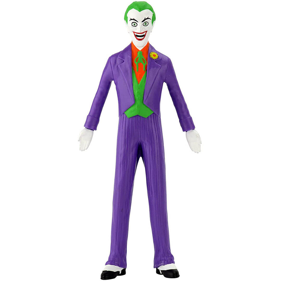 Joker Bendable Figure by NJ Croce -NJ Croce - India - www.superherotoystore.com