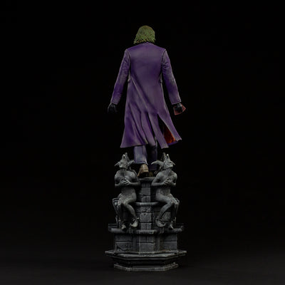 The Dark Knight Joker 1/10th Scale Statue by Iron Studios -Iron Studios - India - www.superherotoystore.com