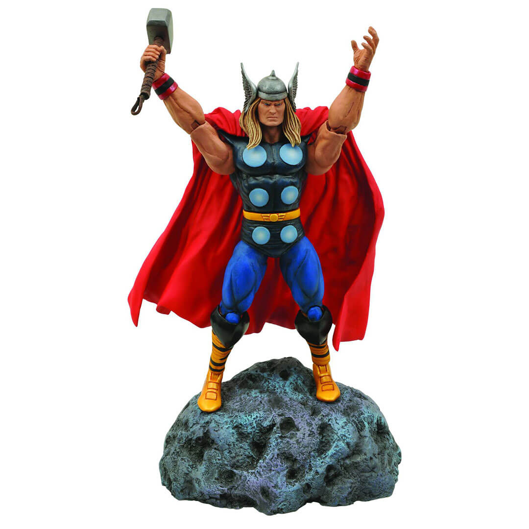 Classic Thor Action Figure by Diamond Select Toys -Diamond Select toys - India - www.superherotoystore.com