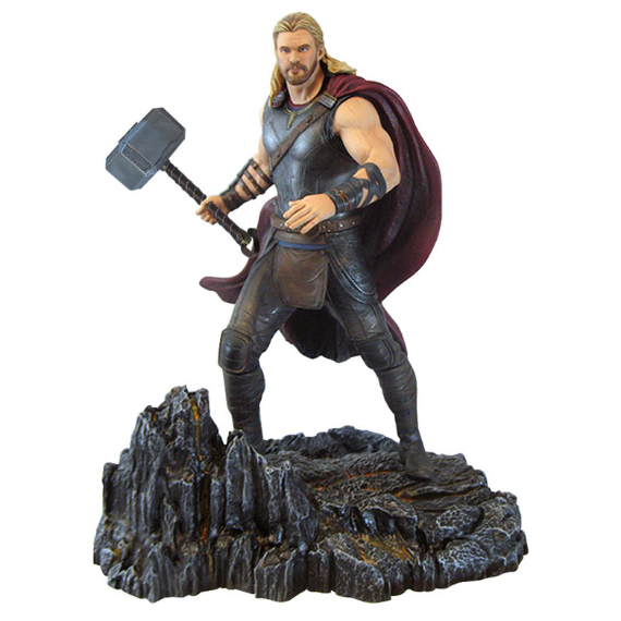 Marvel Gallery Thor Ragnarok Thor Statue by Diamond Select Toys