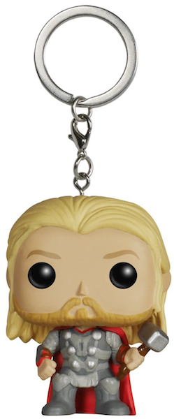 Avengers Age of Ultron: Thor Pocket Pop! Vinyl Keychain by Funko