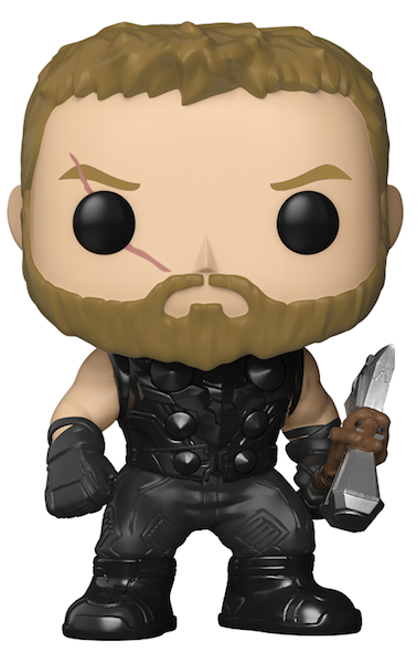 Avengers: infinity War: Thor Vinyl Bobble-Head by Funko