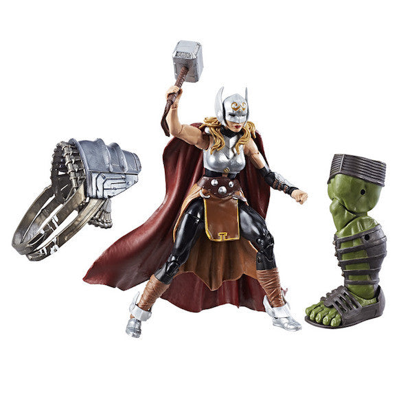 Marvel Thor Legends: Thor (Jane Foster) Figure by Hasbro