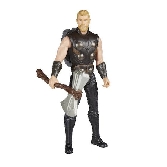 Avengers Infinity War: Titan Hero Series Thor Figure with Power FX Pack by Hasbro