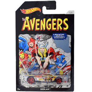 The Avengers: Thor: Bedlam Car by Hot Wheels