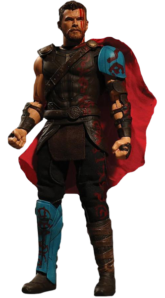 Thor Ragnarok: Thor One:12 Collective Action Figure by Mezco Toys