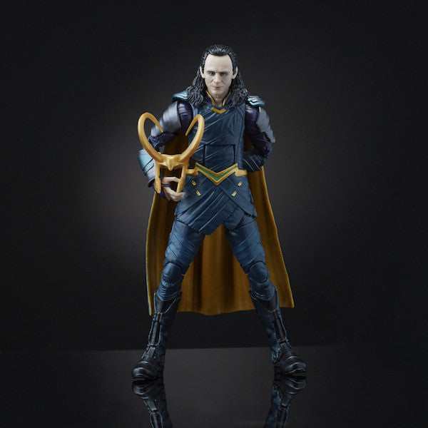 Marvel Thor Legends: Thor Ragnarok: Loki Figure by Hasbro