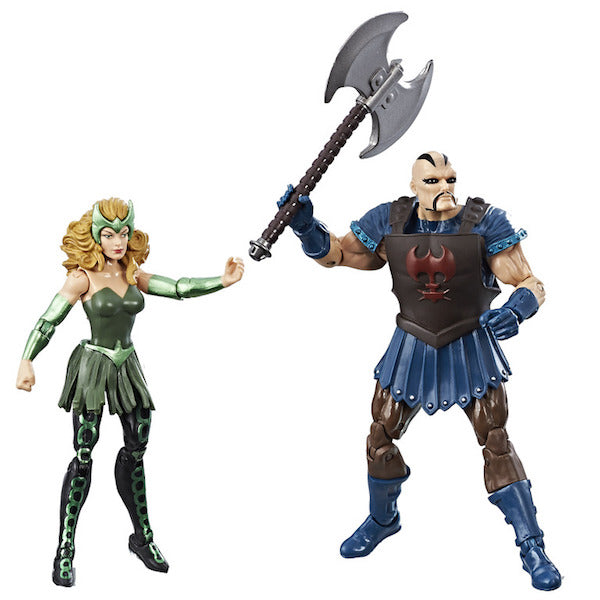 Marvel Thor Legends: Executioner and Marvel's Enchantress 2-Pack by Hasbro