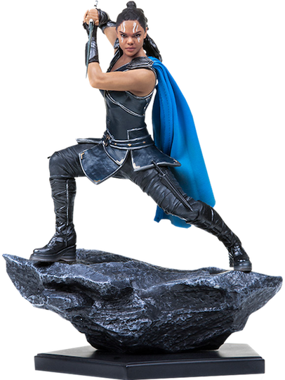 Thor Ragnarok: Valkyrie Battle Diaorama 1:10th Art Scale Statue by Iron Studios