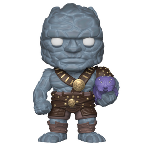 NYCC Exclusive Thor Ragnarok Korg and Miek Vinyl Bobble-Head by Funko