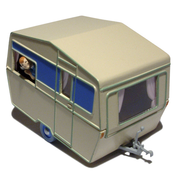 Adventures of Tintin - Caravan Car Scene by Moulinsart -Moulinsart - India - www.superherotoystore.com