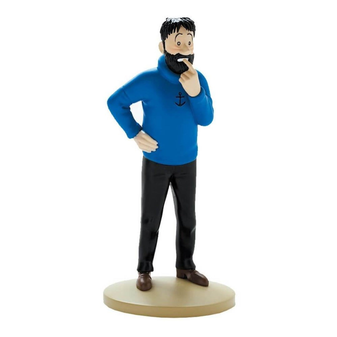 Adventures of Tintin - Doubtful Haddock Figure by Moulinsart -Moulinsart - India - www.superherotoystore.com
